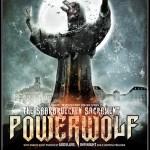 Metal Carnival 2012 mit Powerwolf, Godslave, Infinight und Gravety (Garage, Saarbrücken)